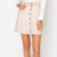 EM & ELLE Laney Button Up Skirt