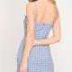 EM & ELLE Thelma Gingham Dress