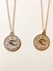 Serendipity Aquarius In the Stars Necklace