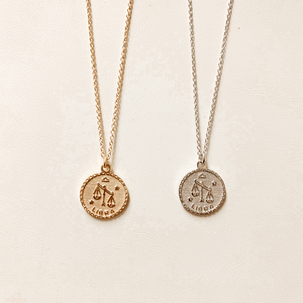 Serendipity Libra In the Stars Necklace