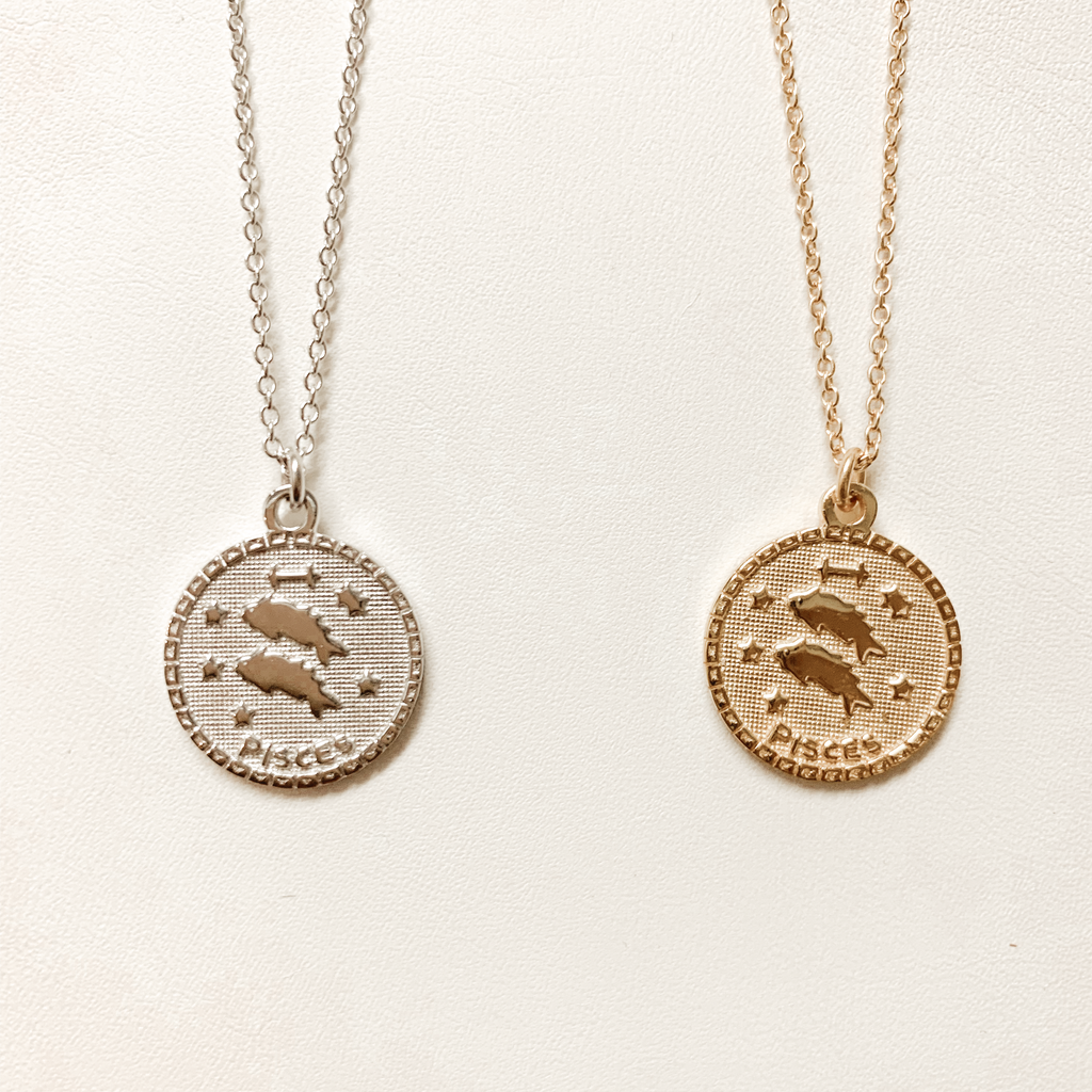 Serendipity Pisces In the Stars Necklace