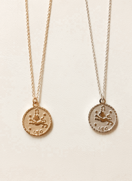 Serendipity Leo In the Stars Necklace