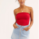 Free People Show Me Solid Tube Top