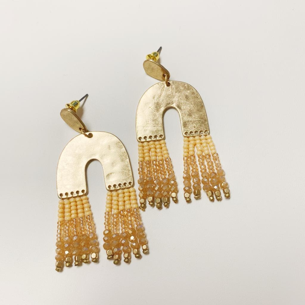 Serendipity Lydia Beaded Earring