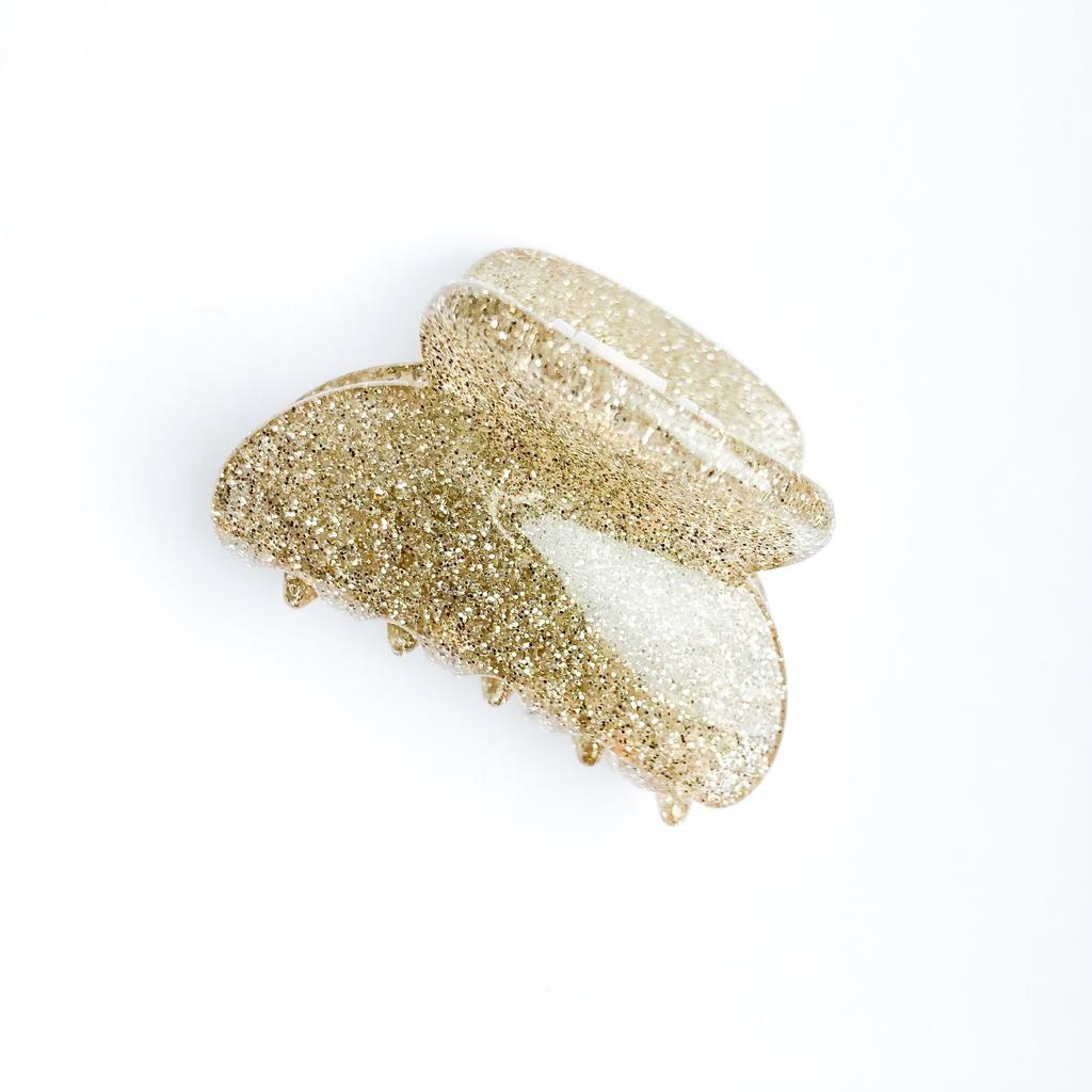 Serendipity The Glitter Claw Clip