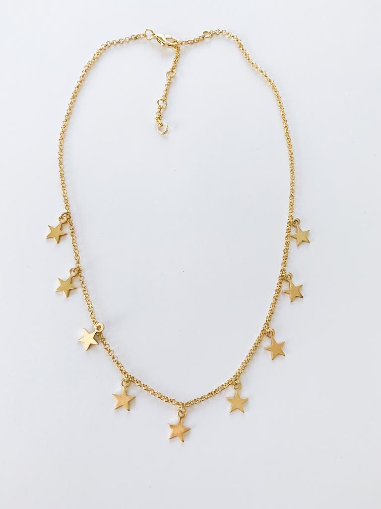 Serendipity The Eliana Star Necklace