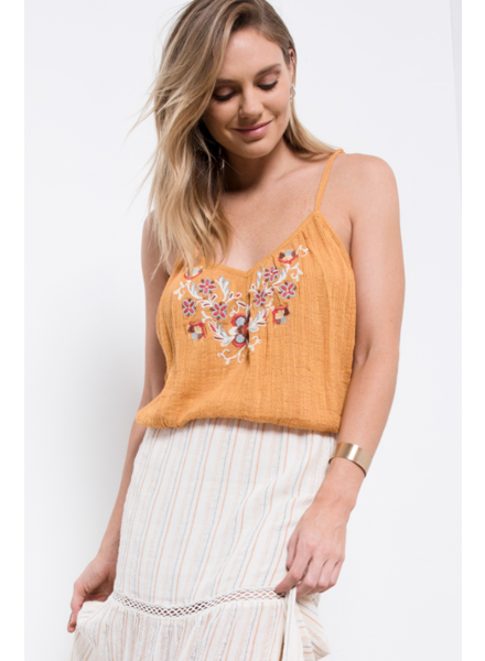 White Crow Bryndle Top