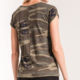 Z Supply The Camo Cotton Slub Crew