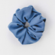 Serendipity Blue Scrunchie