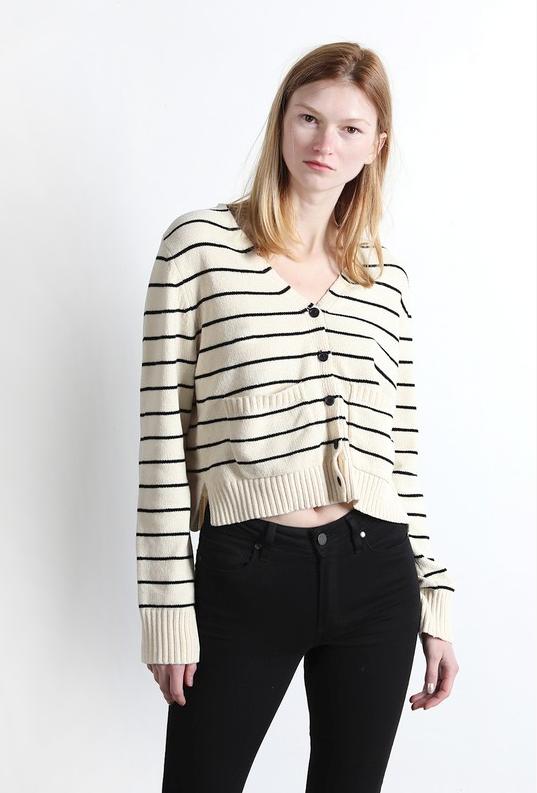 EM & ELLE Gramps Chenille Sweater