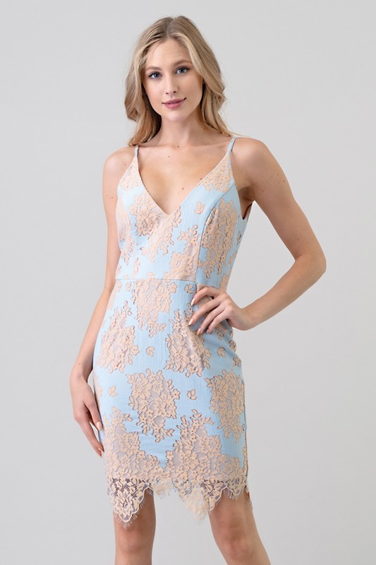 EM & ELLE Californication Dress