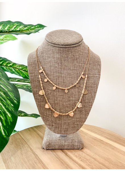 MIsc Zoey Layered Necklace