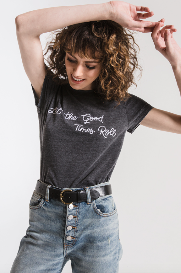 Others Follow Let The Good Times Roll Tee
