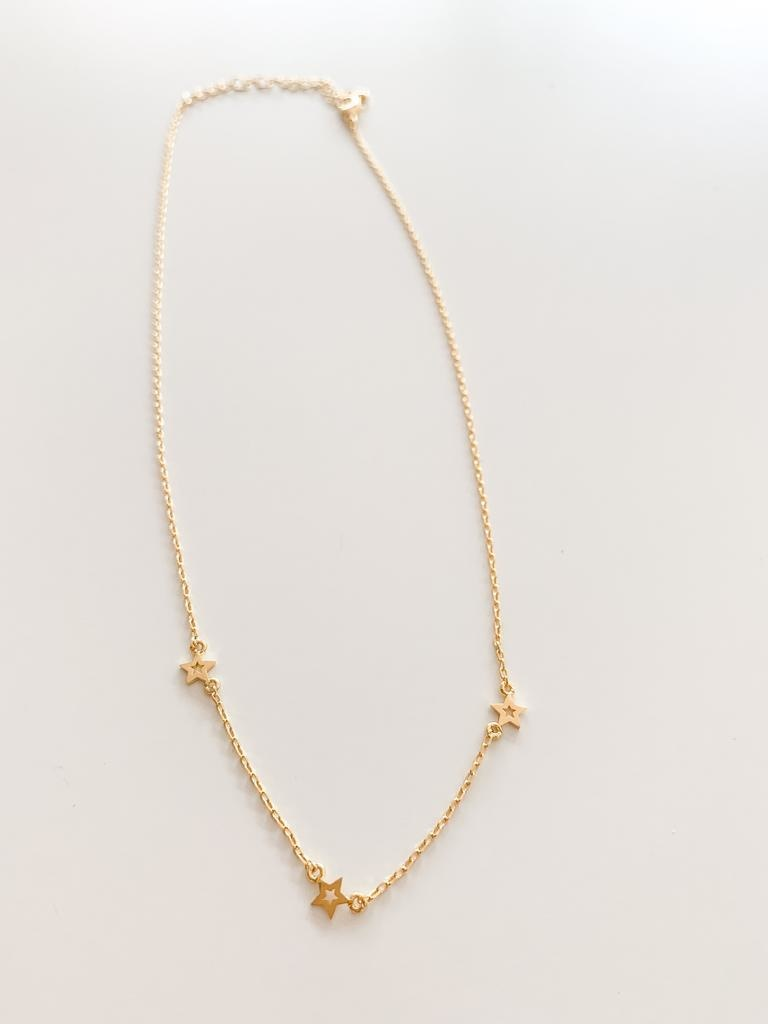 MIsc Dainty Star Necklace