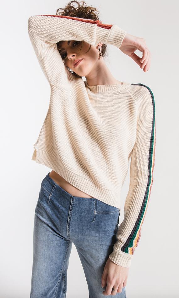 Others Follow Hawkin Sweater