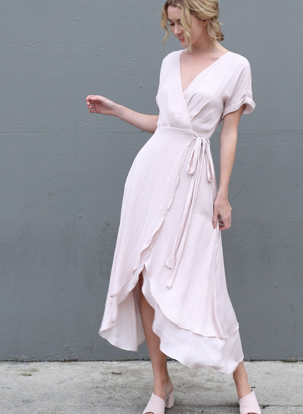 EM & ELLE Queensland Wrap Dress