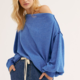 Free People Main Squeeze Hacci