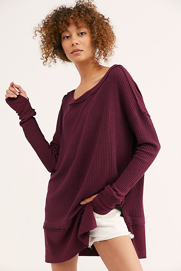 Free People North Shore Thermal * More colors *