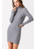 EM & ELLE Bette High Neck Dress