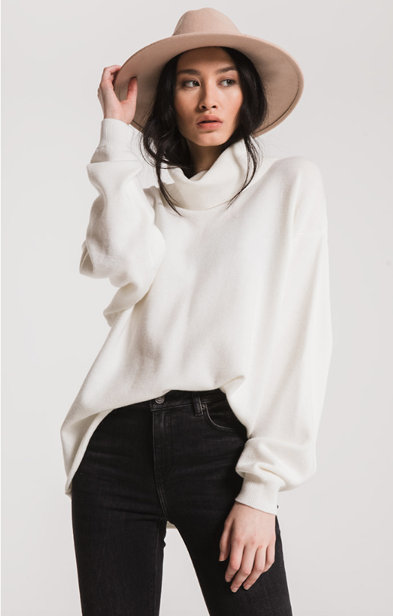 Rag Poets Forte Greene Sweater * MORE COLORS*