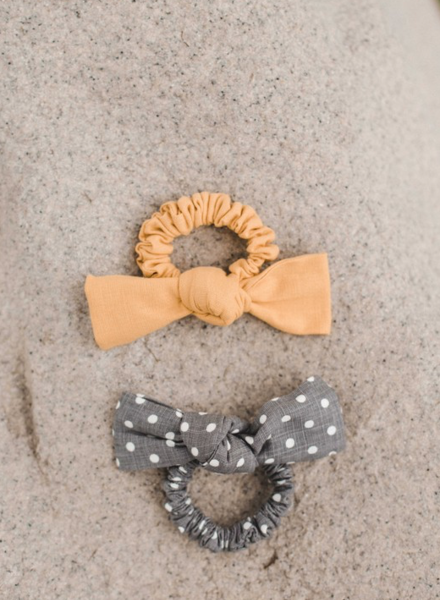 Serendipity CiCi Knotted Scrunchie