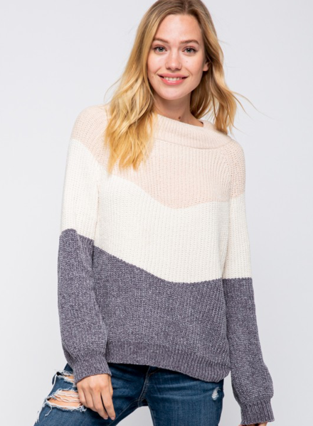 EM & ELLE Savannah Sweater
