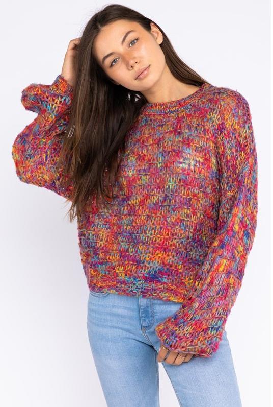 EM & ELLE Sunshine Sweater
