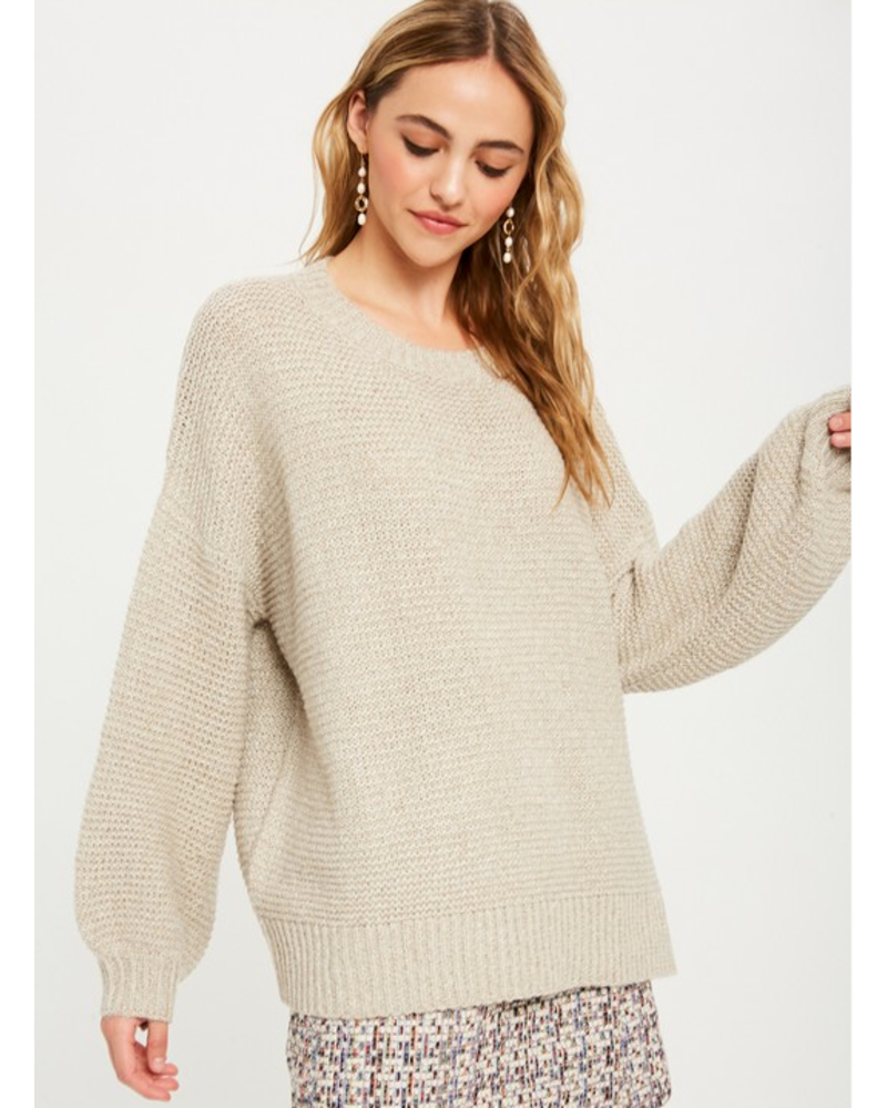 EM & ELLE Baxter Sweater