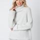 EM & ELLE Back To December TurtleNeck Sweater