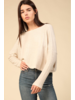 EM & ELLE Nights at the Beach Lightweight Sweater