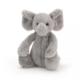 Jellycat Bashful Grey Elephant Small