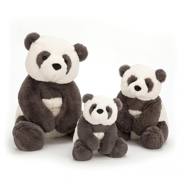 Jellycat Harry Panda