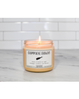 Evil Queen CHAMPAGNE SHOWERS Soy Candle