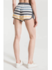 Z Supply The Rainbow Striped Short
