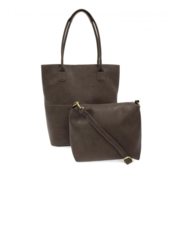 Joy Accessories Kelly Front Pocket Tote