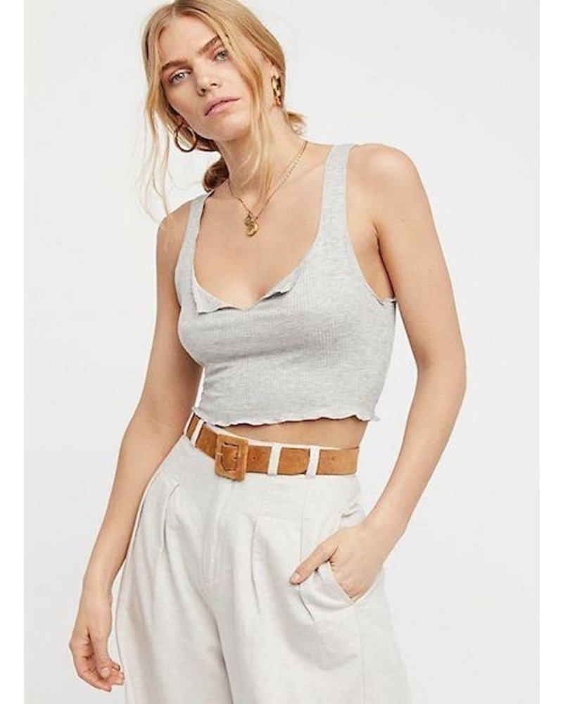 Free People Top Notch Crop