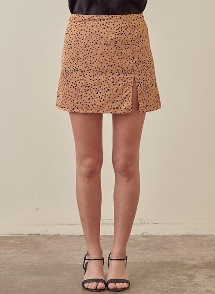 EM & ELLE Good Behavior Mini Skirt