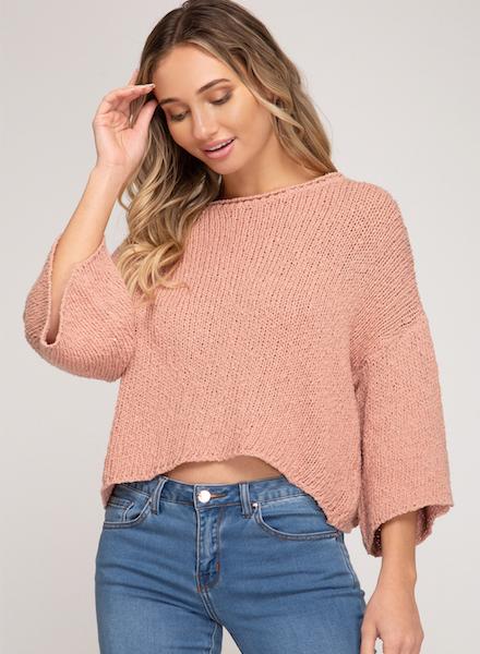 EM & ELLE Clean Slate Sweater