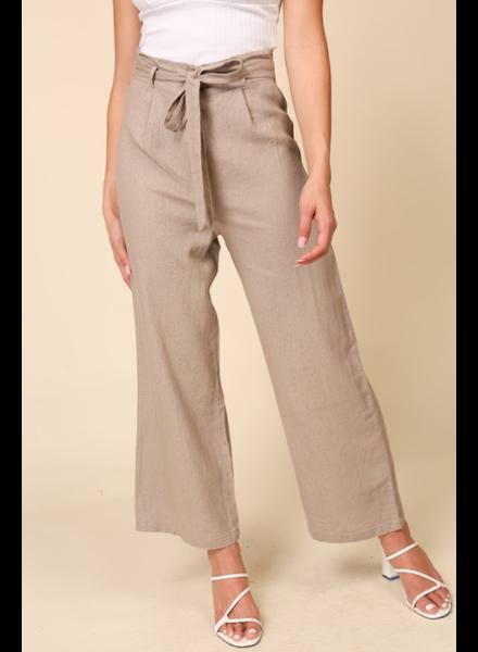 EM & ELLE Blythe Belted Pants