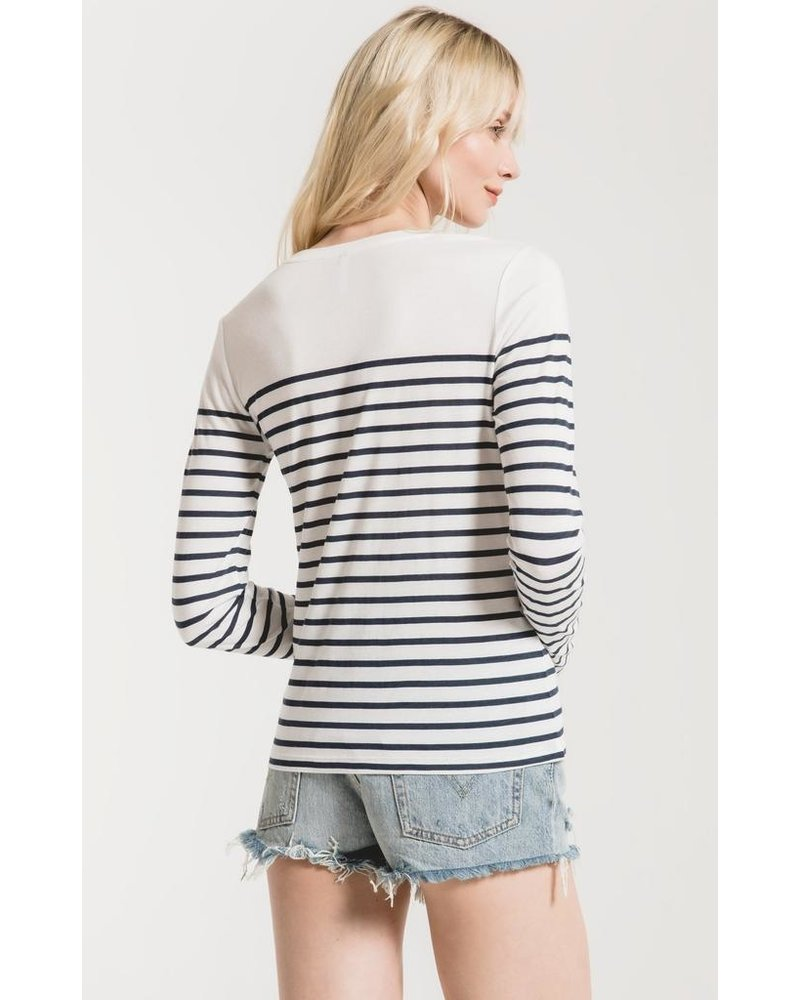 Z Supply The Fiore Striped Tee