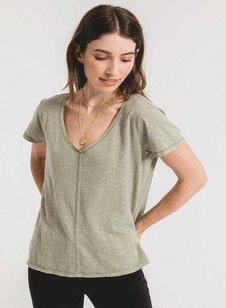 Z Supply The Airy Slub Chaparral Tee