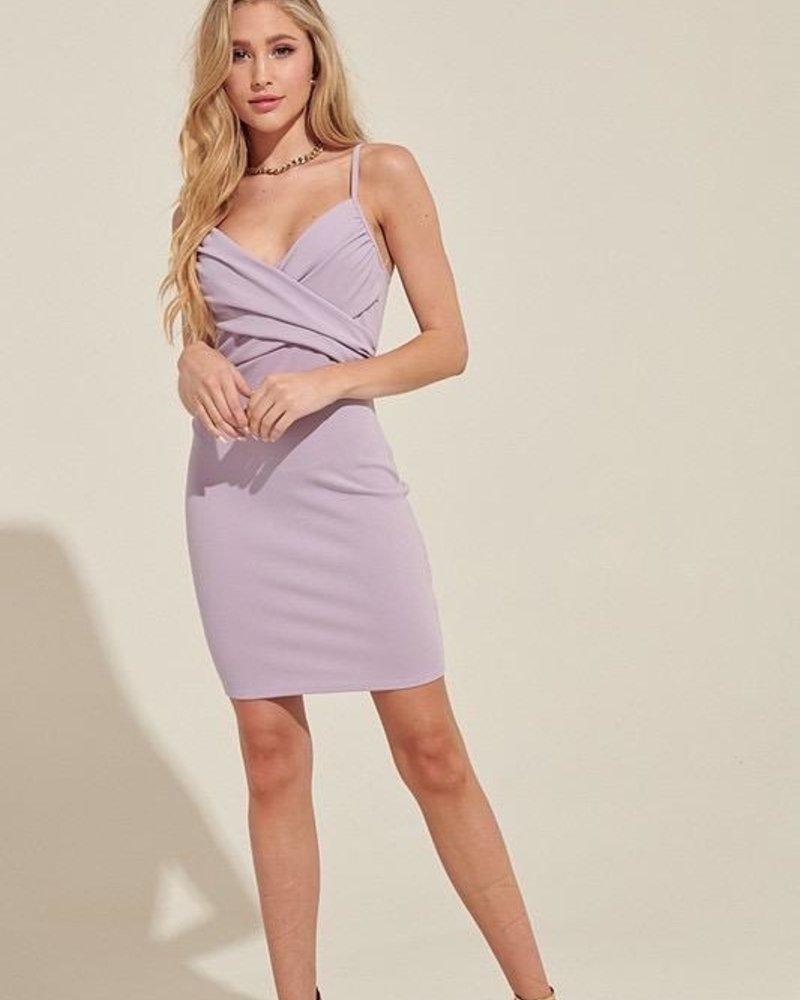EM & ELLE Talk of the Town Mini Dress