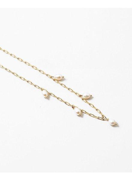 EM & ELLE CeCe Pearl Necklace
