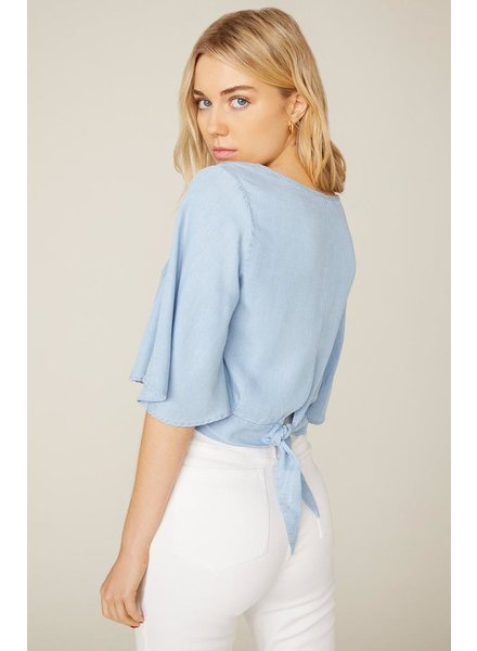 Jack Chambray The Light Top
