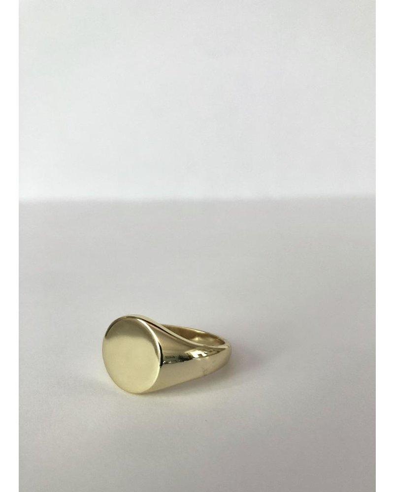 EM & ELLE Signet Ring
