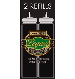 Corkpops Legacy Refill Cartridges