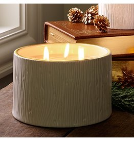 FRASIER FIR CERAMIC 3-WICK CANDLE