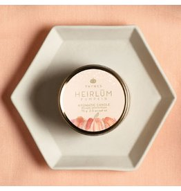 HEIRLŪM PUMPKIN TRAVEL TIN CANDLE