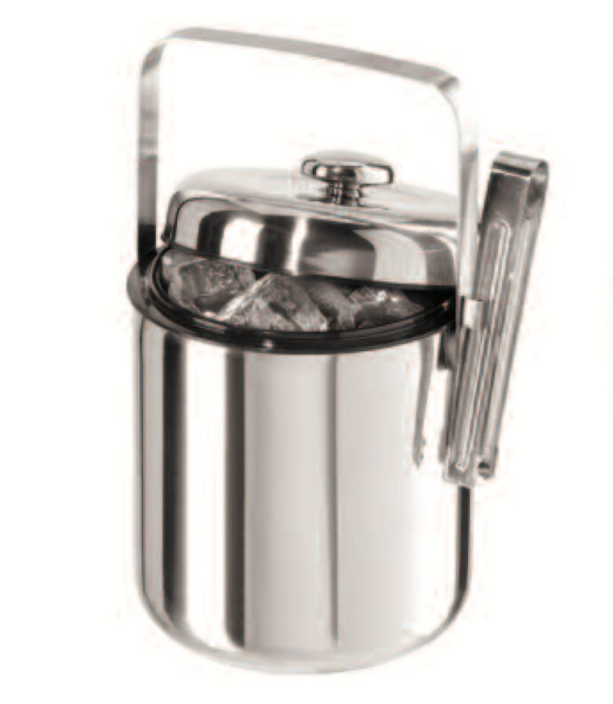 2 QT GALAZY ICE BUCKET MIRROR FINISH