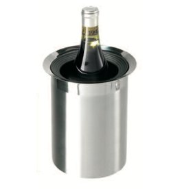 WINE COOLER WITH FREEZER INSERT